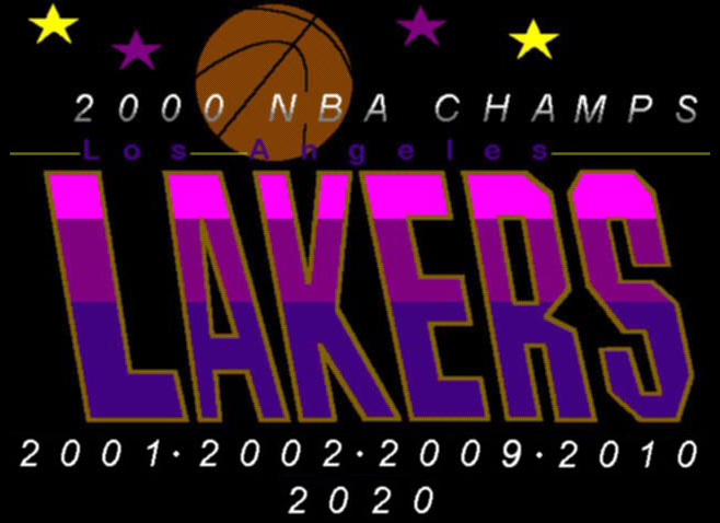 Los Angeles Lakers: The 2000-2002, 2009 and 2010 NBA Champions!