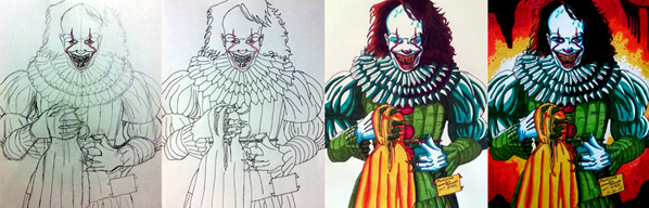 Pennywise the Dancing Clown, Pic 2