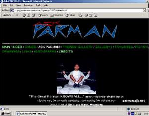 Ask Parman!