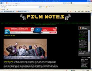 Film Notes