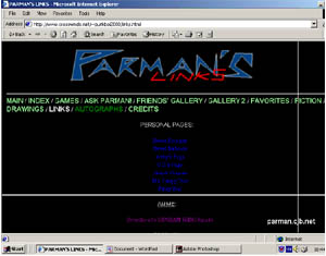 Parman's Links