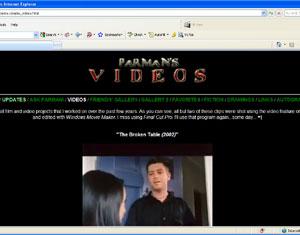 Parman's Videos